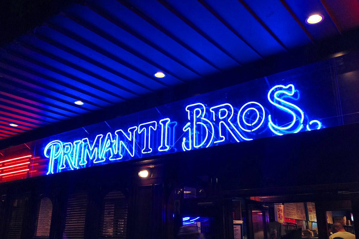 Primanti Bros. Diner