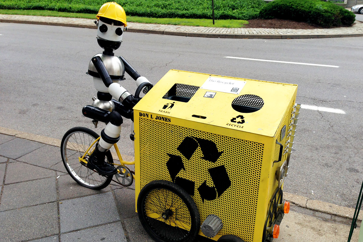 Pittsburgh RecycleBot