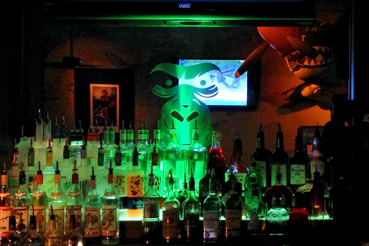 Bad Monkey Bar