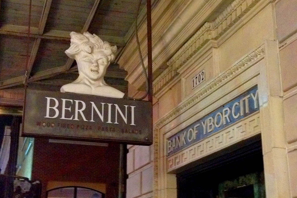 Bernini's Sign