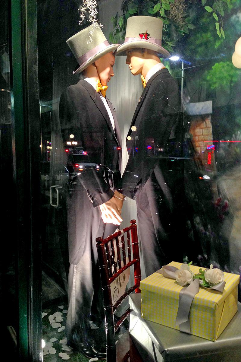 Ybor City Window Shopping