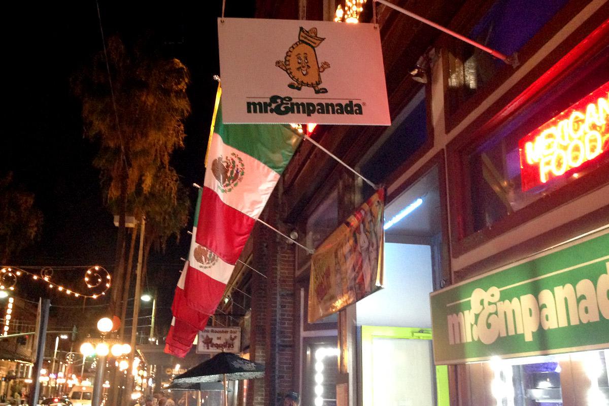 Mr. Empanada Mexican Restaurant