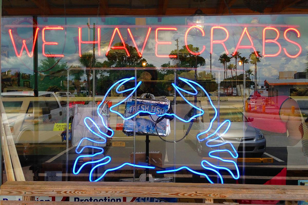 We've Got Crabs!