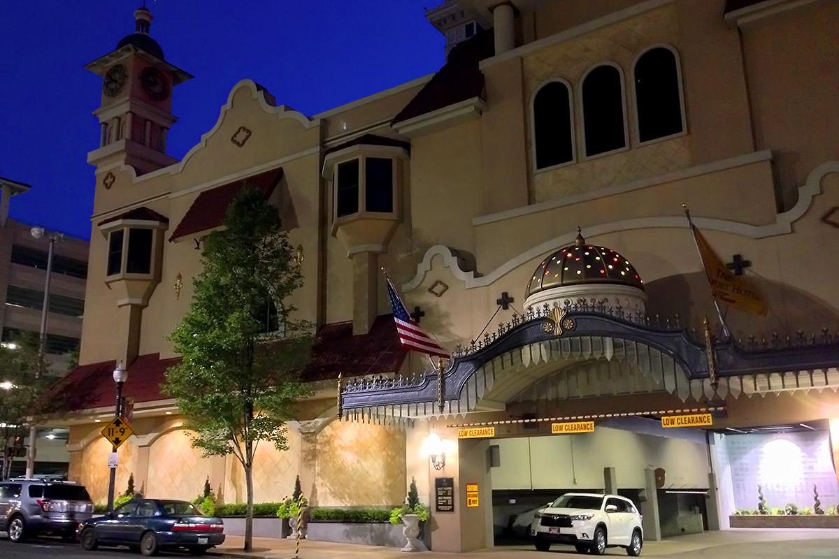 The Davenport Hotel Spokane