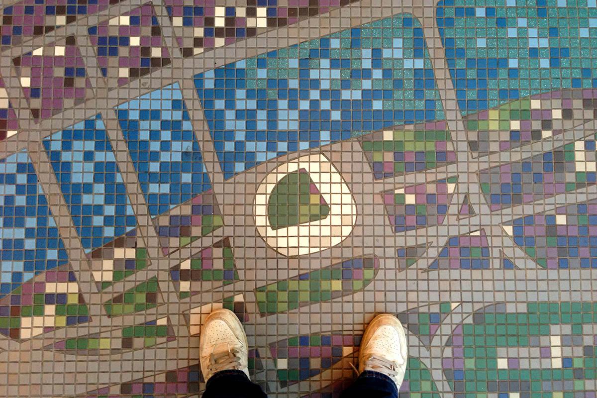 Westin Pittsburgh Mosaic