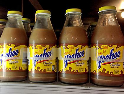 Yoo-Hoo at Yokes