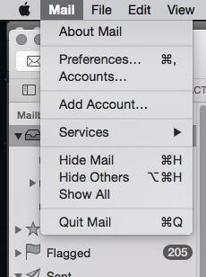 Apple Mail Stupidity