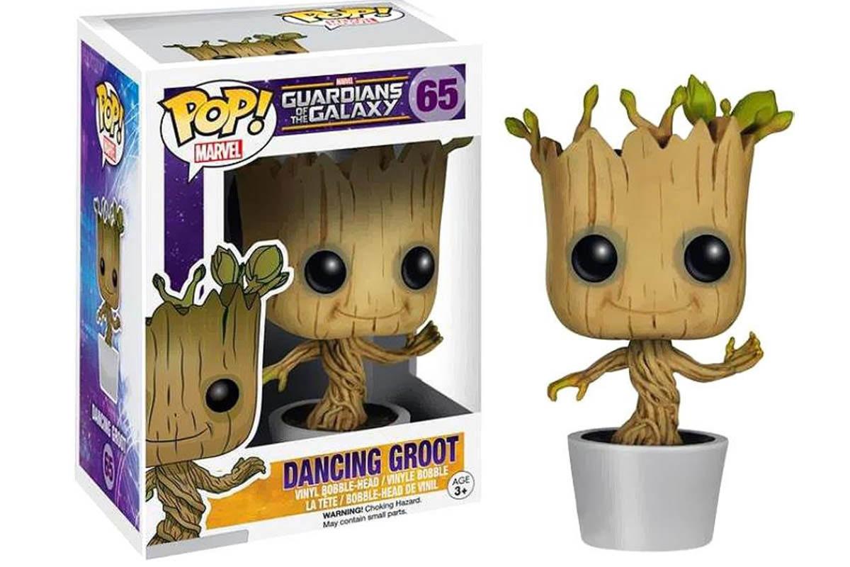 Funko Pop! Dancing Baby Groot!