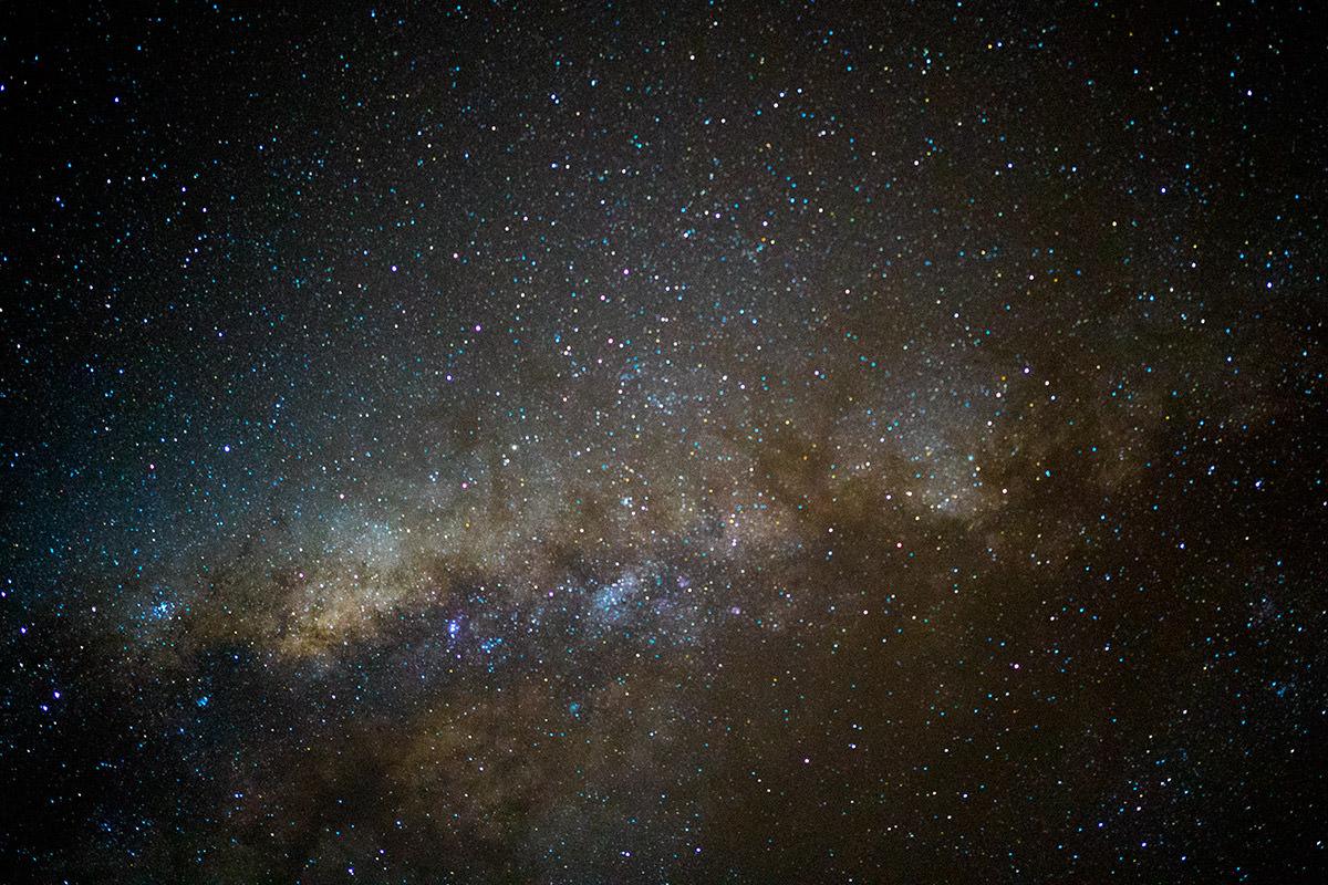 Zimbabwe Night Sky Milky Way