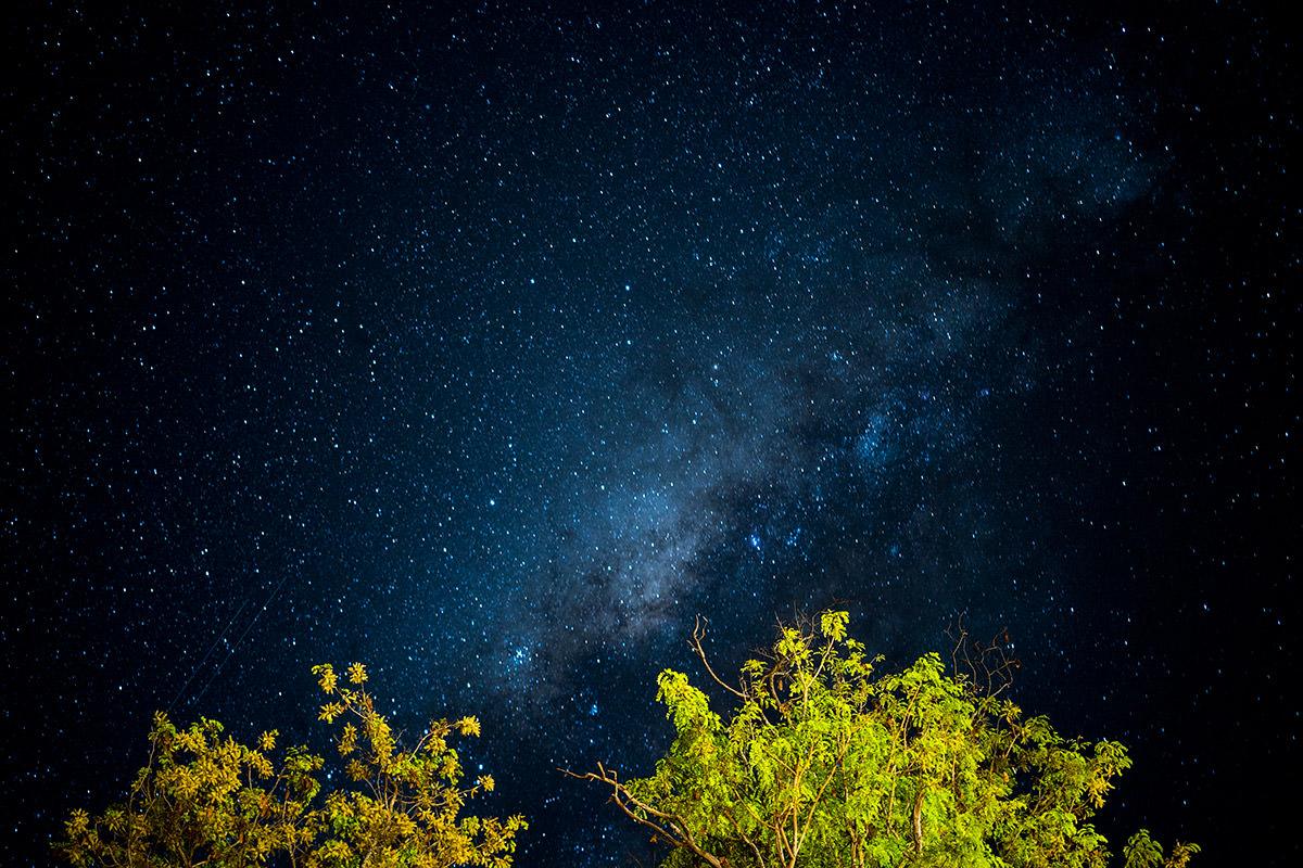 Zimbabwe Night Sky