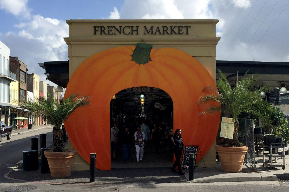 The French Market New Orleans