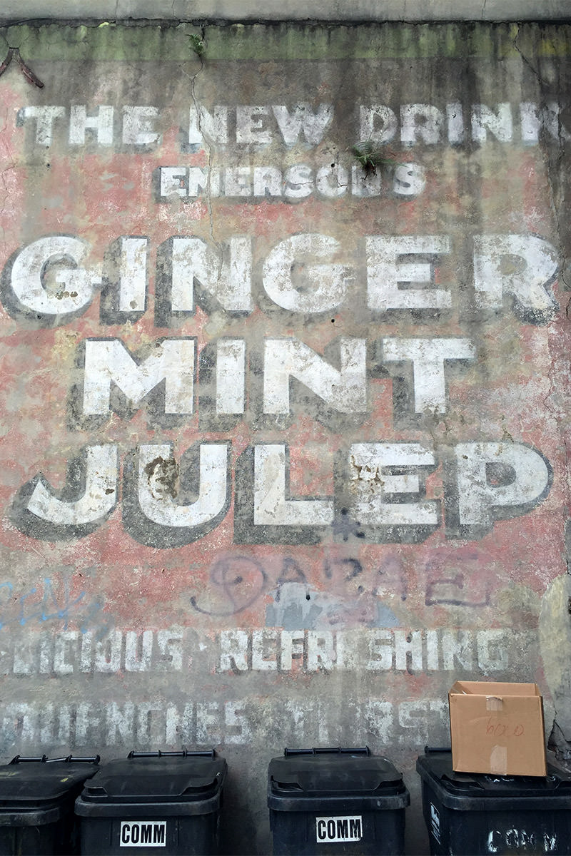 Ginger Mint: The NEW Drink of New Orleans!