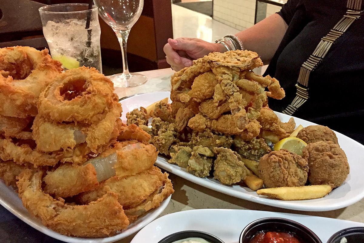 Deanie's Dinner New Orleans