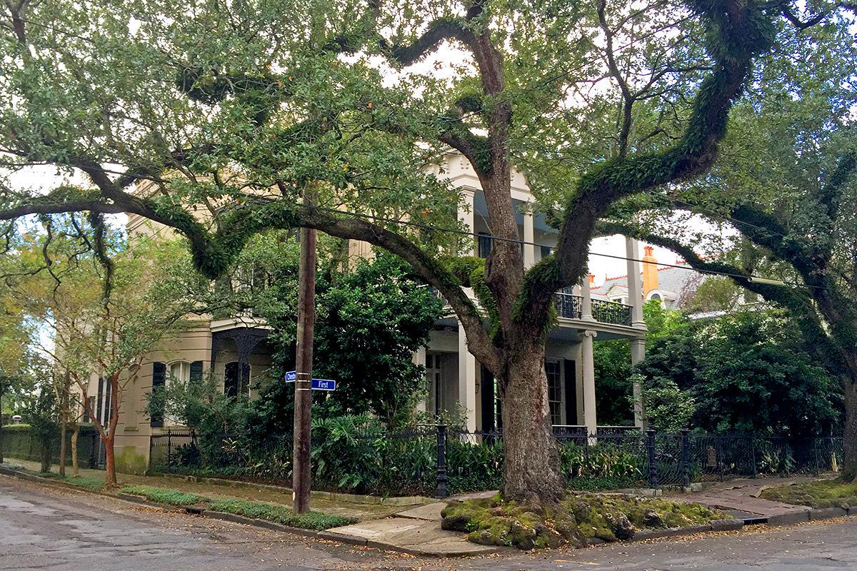 Anne Rice House.