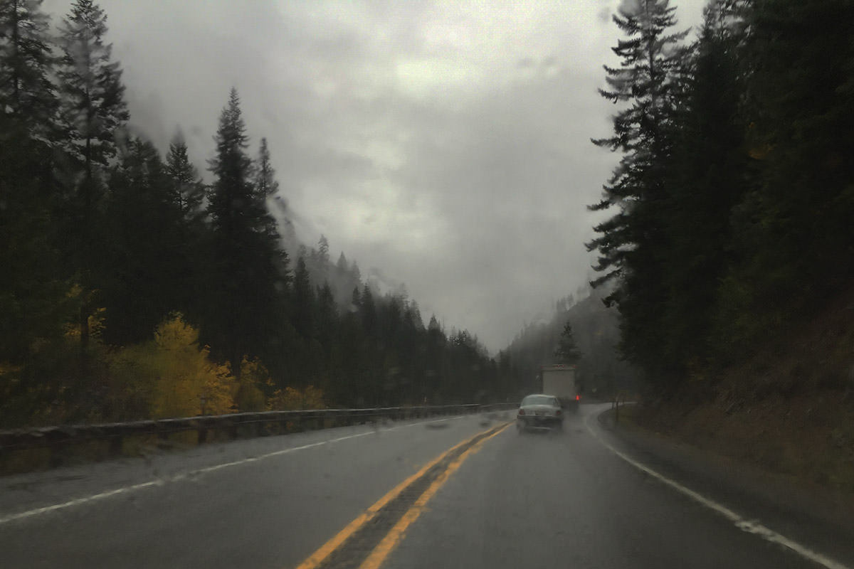Seattle Pass Drive
