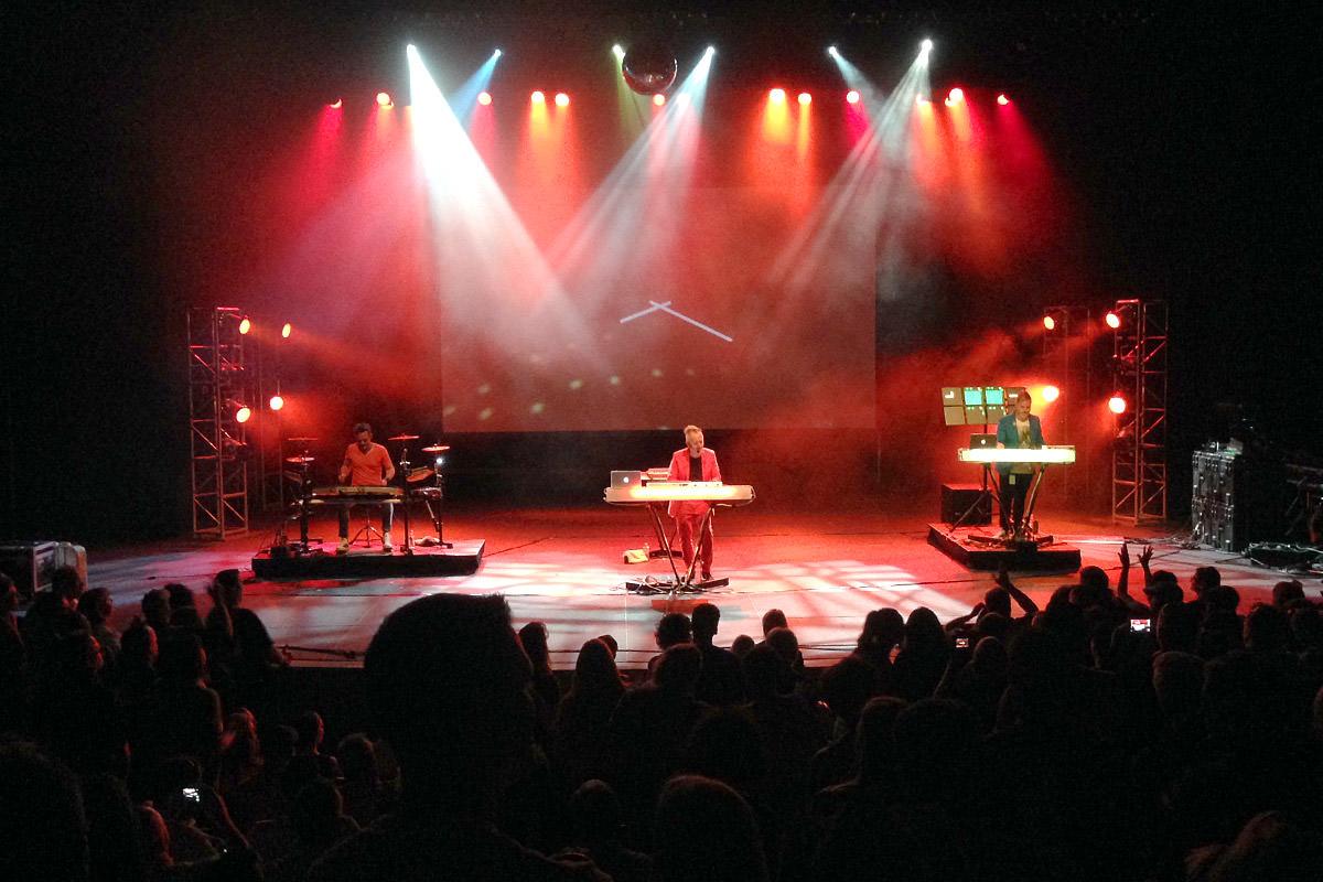 Howard Jones Retro Futura Tour 2014