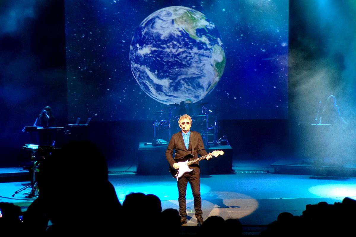Tom Bailey Retro Futura Tour 2014
