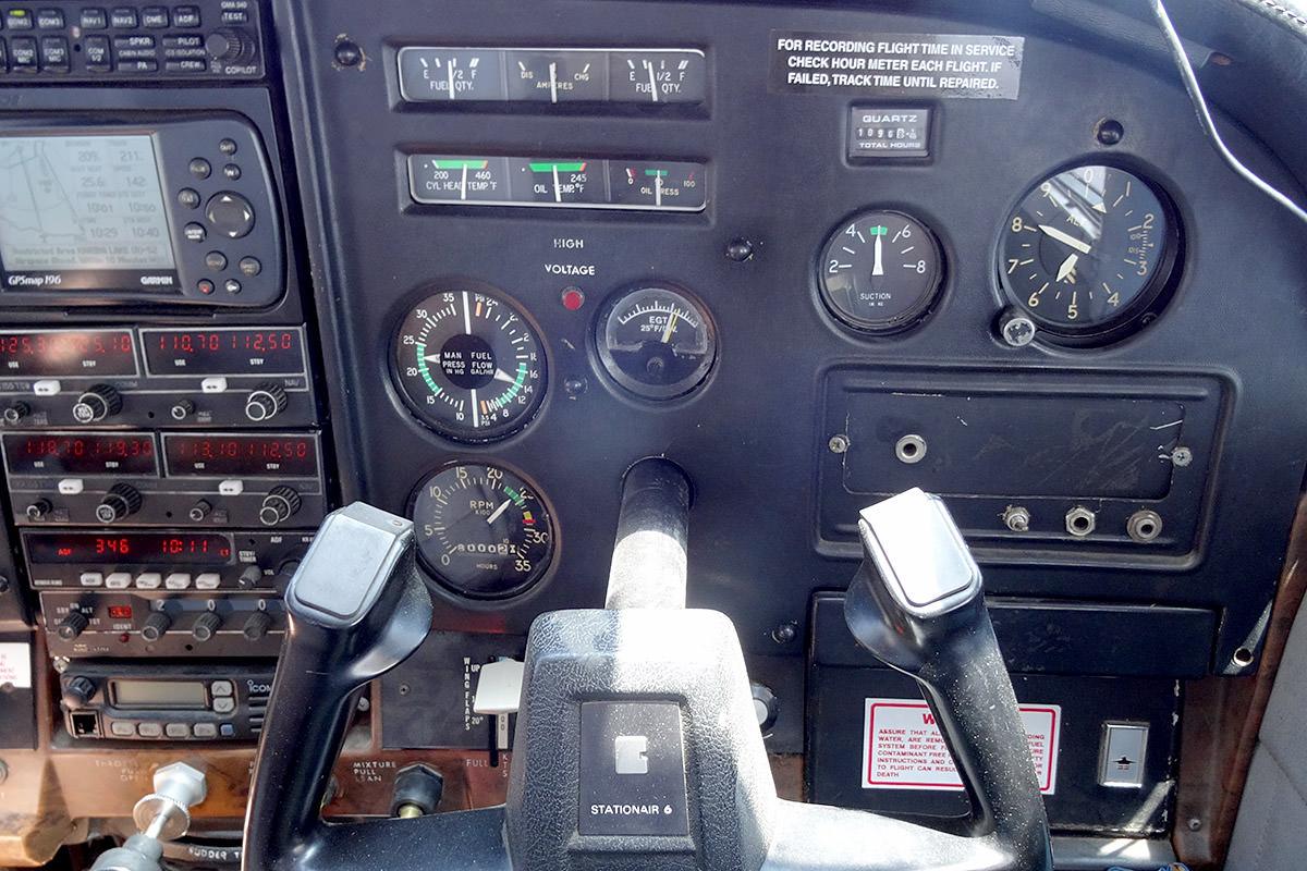 Flight Cockpit