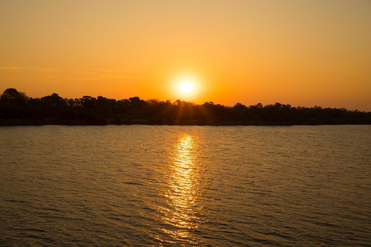 Victoria Falls Zambezi River Cruise