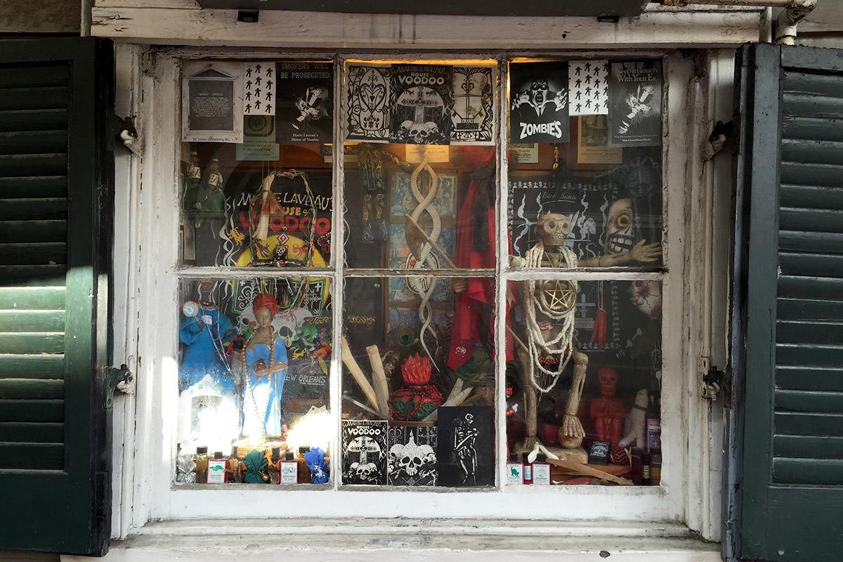 Madame Laveau's Voodoo Shop