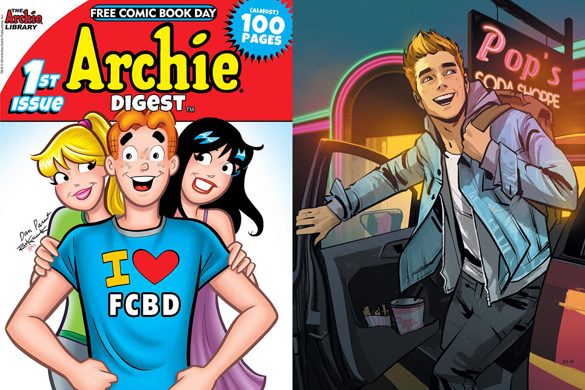 Archie Upgrade