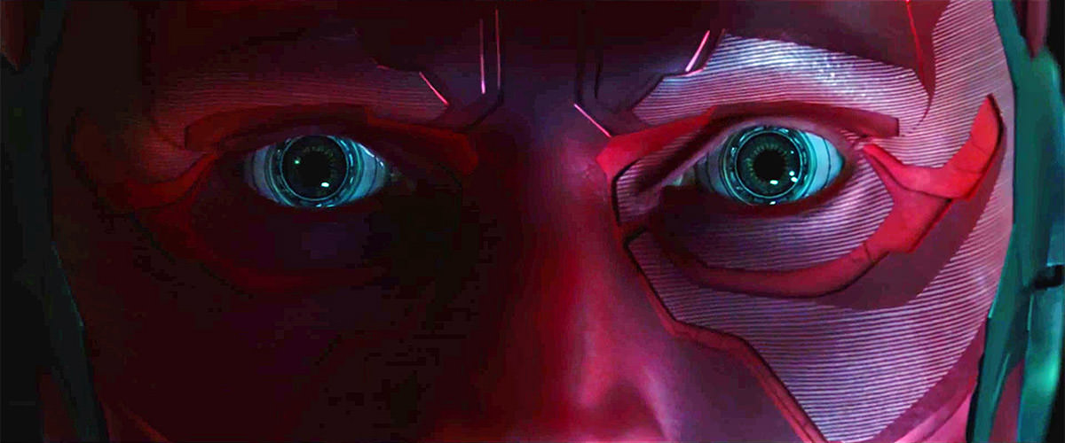 Avengers Age of Ultron: THE VISION!