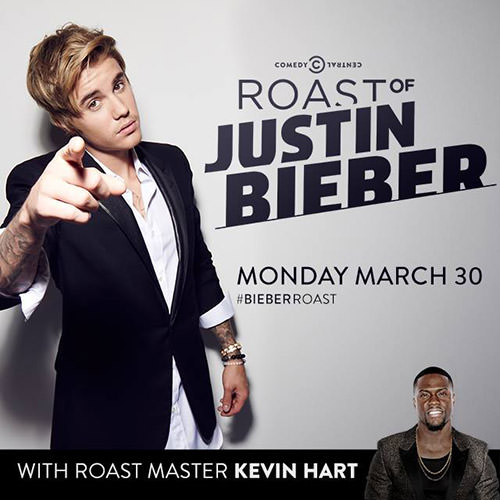 Comedy Central Justin Bieber Roast