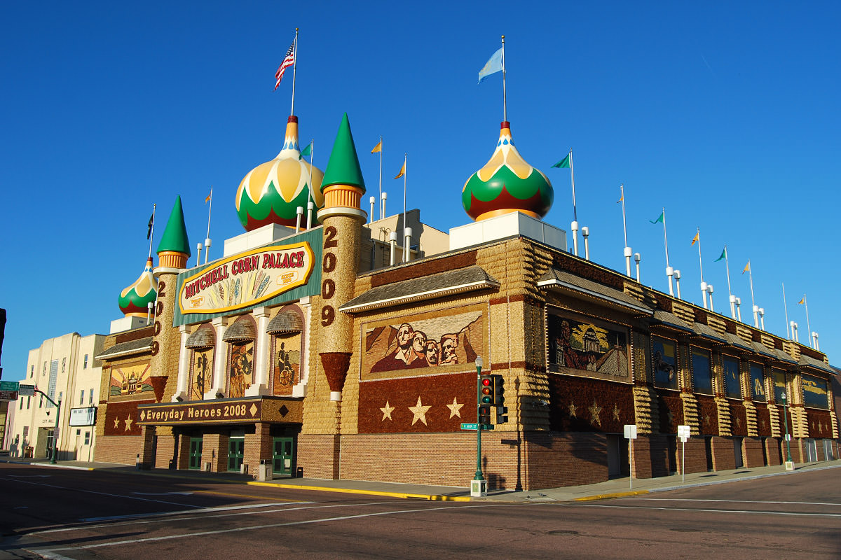 The Corn Palace Photo by Parkerdr