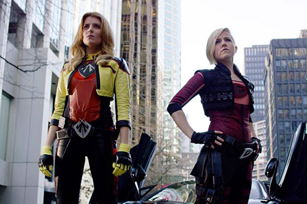 Electra Woman and Dyna Girl!
