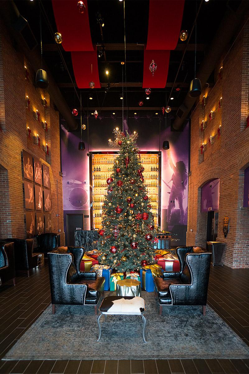 Hard Rock Hotel & Casino Sioux City Lobby