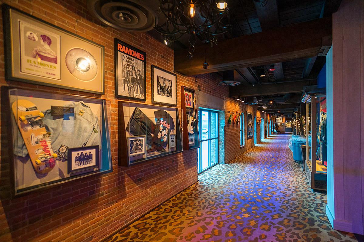 Hard Rock Hotel & Casino Sioux City Memorabilia