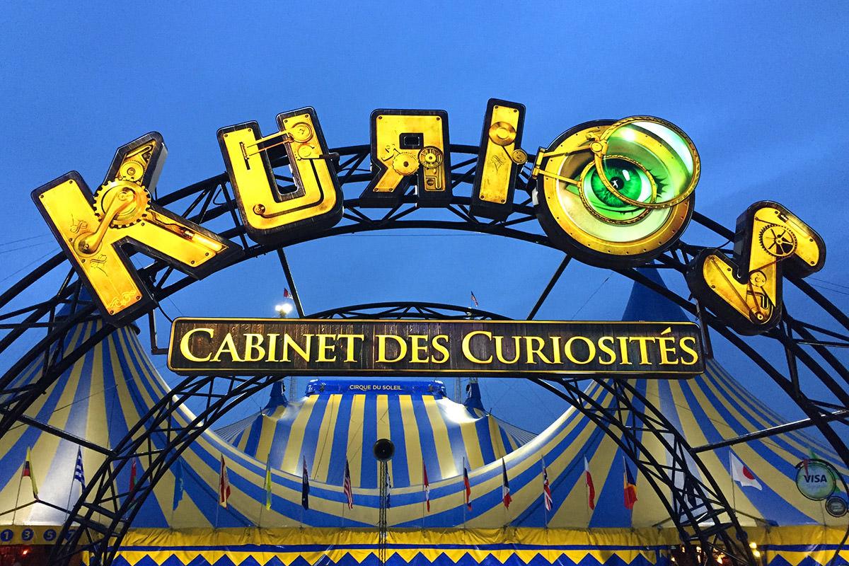 Kurios: Cabinet des Curiositie