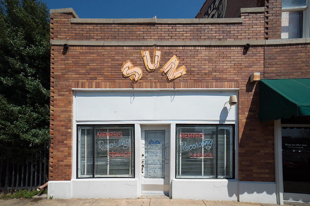 Sun Records Memphis Tennessee