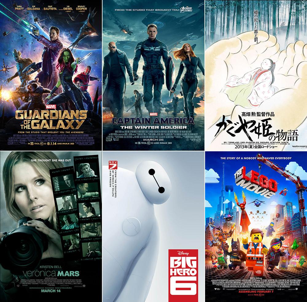 Best Movies 2014 Part 1