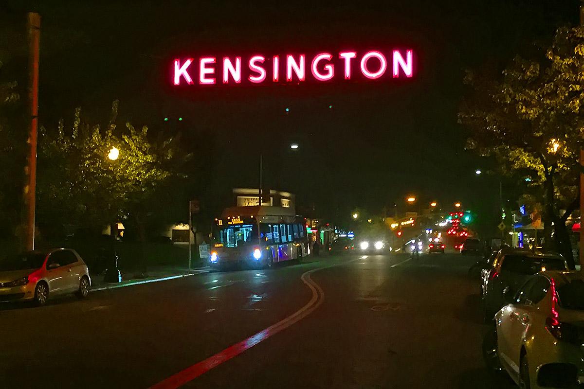 Kenington District San Diego