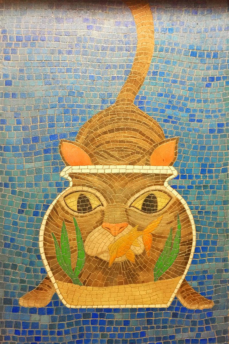 Kitty Mosaic