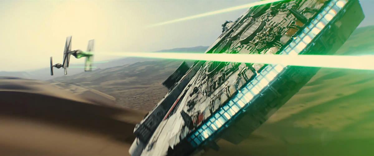 Star Wars 7 Teaser