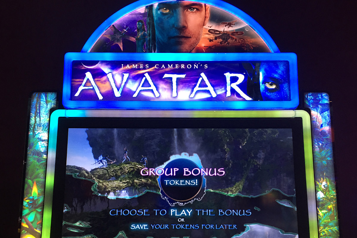 Avatar Slots - Play IGT s James Cameron Avatar Slot Machine Online