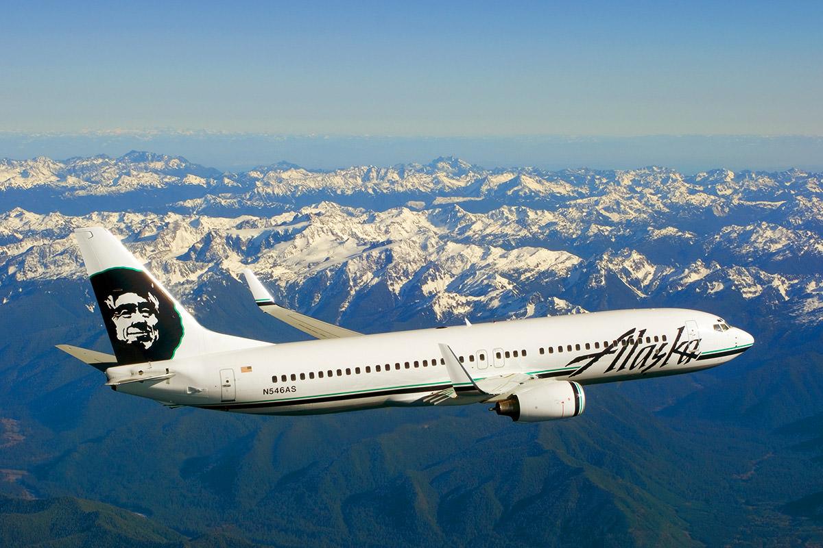 Fly Alaska Air