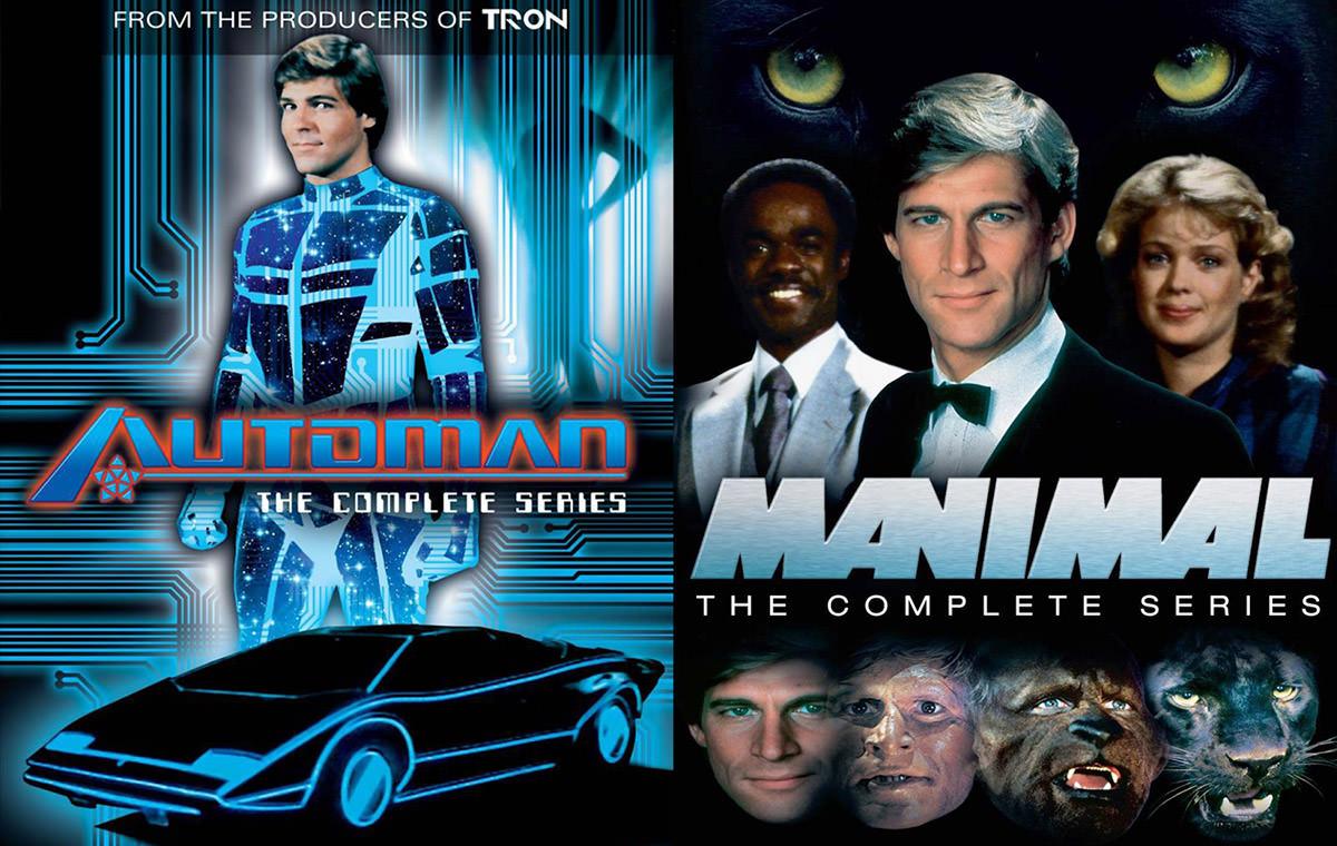 Automan and Manimal