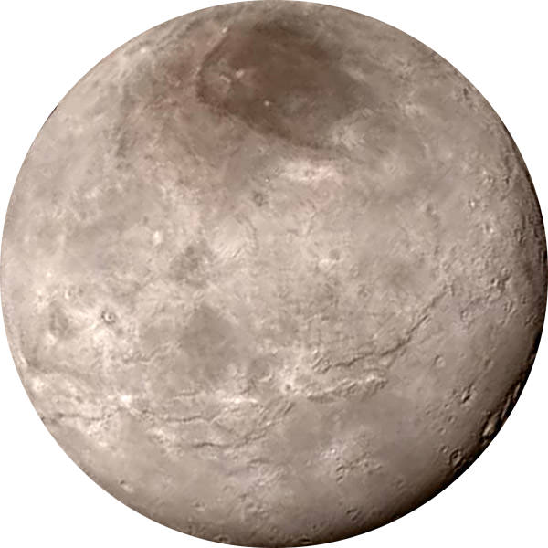 The Moon Charon