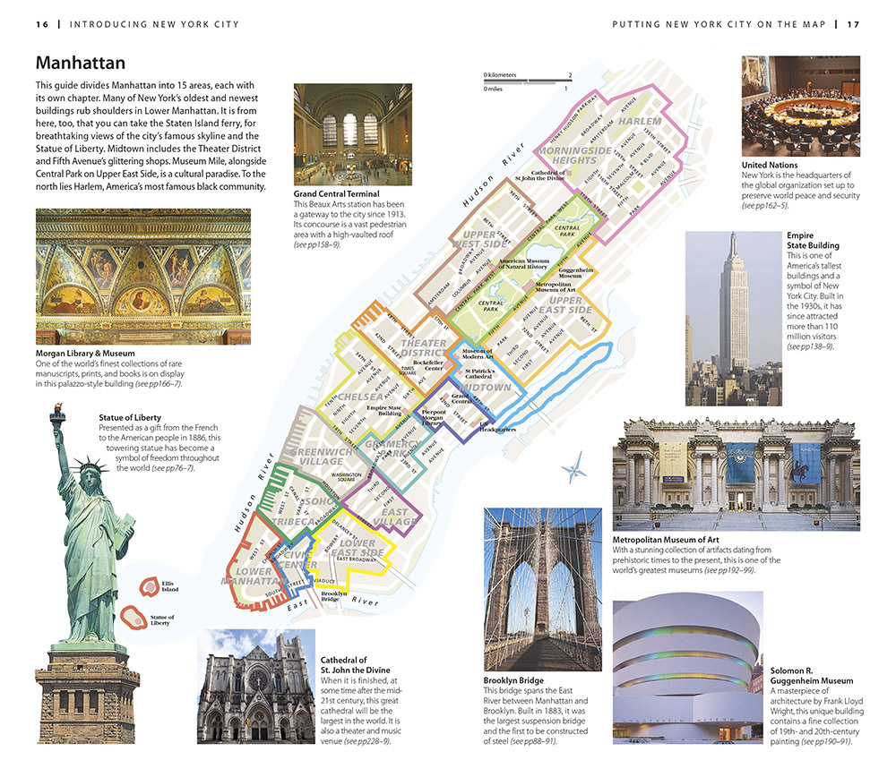 DK Eyewitness Travel Guide Sample