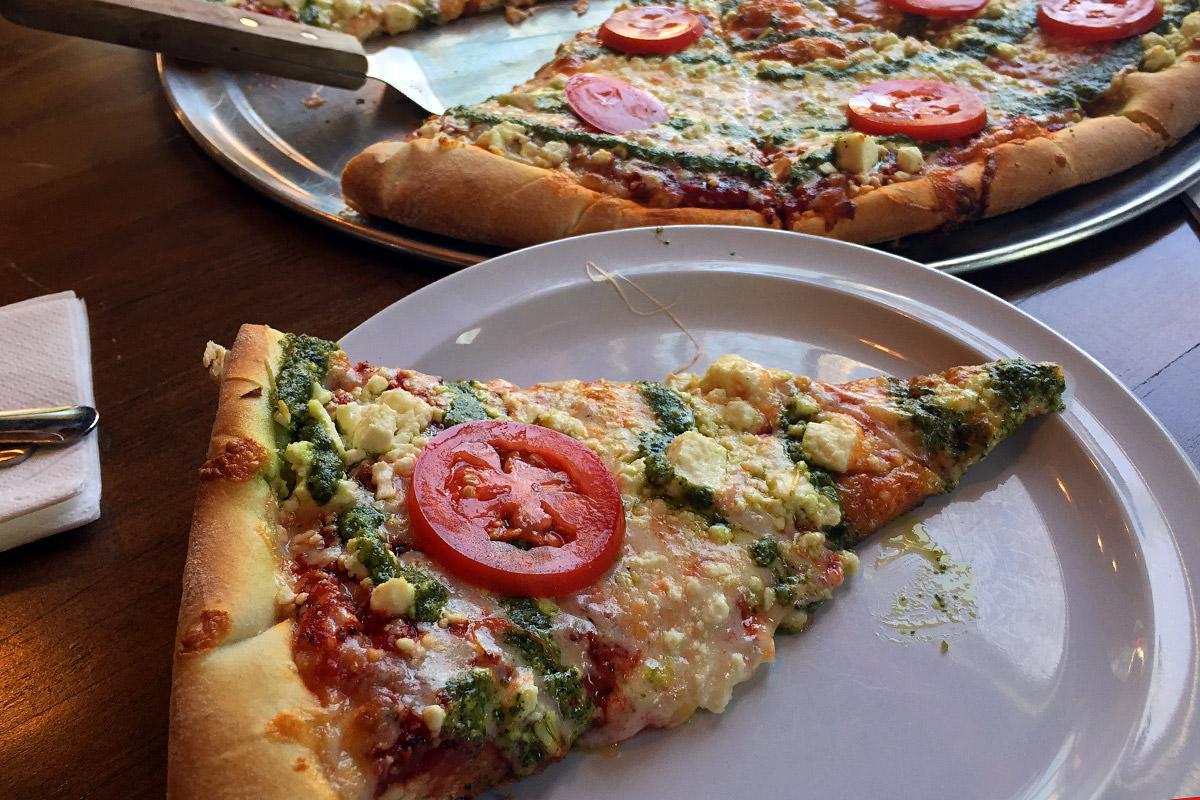 All New David's Pizza