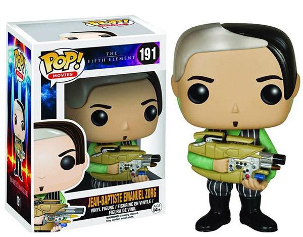 Funko POP! Fifth Element Figures