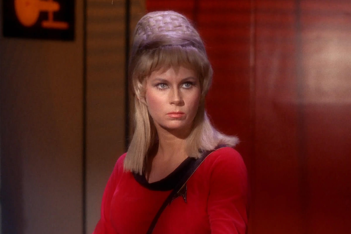 Grace Lee Whitney as Janice Rand