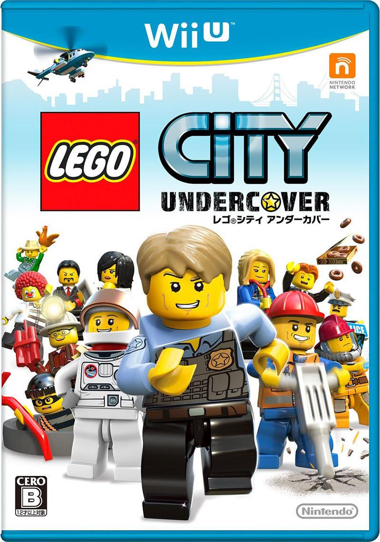 LEGO City Undercover Box