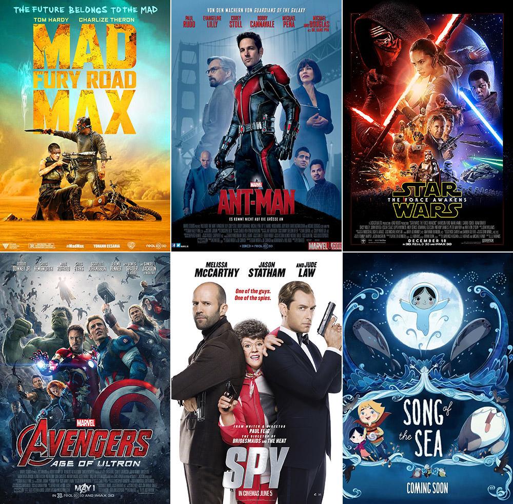 Best Movies 2015 Part 1