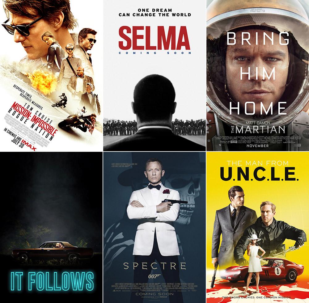 Best Movies 2015 Part 2