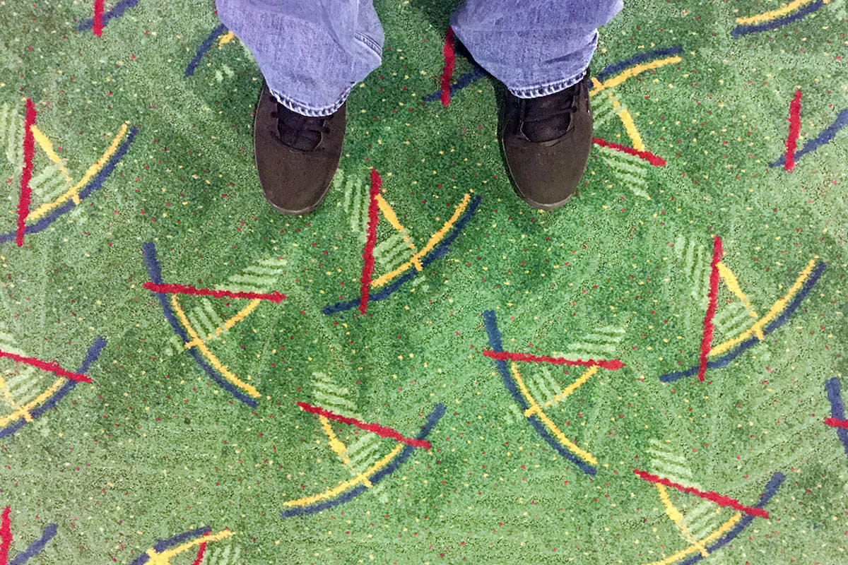 PDX Carpet Feet