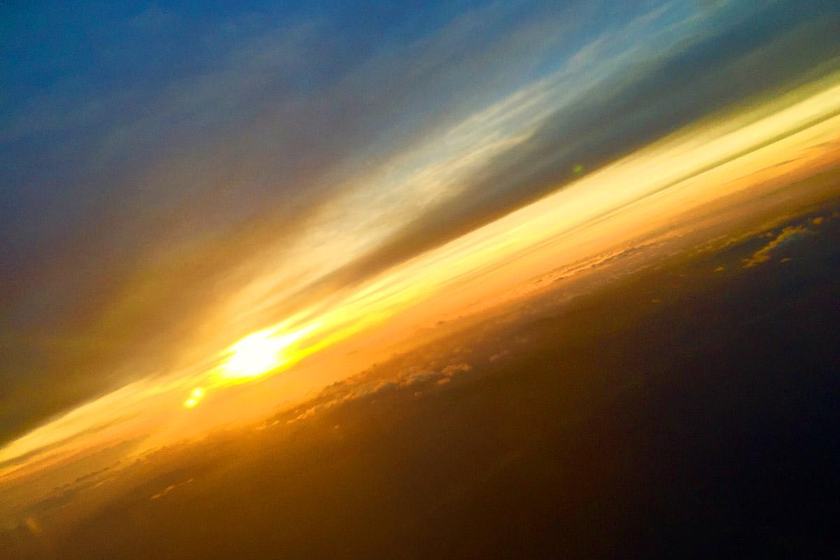 PDX Sunset!